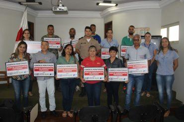 ACE/CDL e PMMG Inauguram Rede de Comerciantes Protegidos