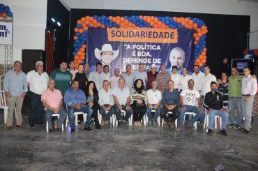 Gleydson Rodrigues e Zé Silva atraem grande público em encontro