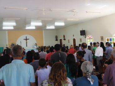 Missa de ação de graças encerra a 74° festa de romaria em Garapuava