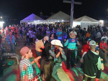 Confiram como foi a noite de sexta da 74° Tradicional Festa de Garapuava