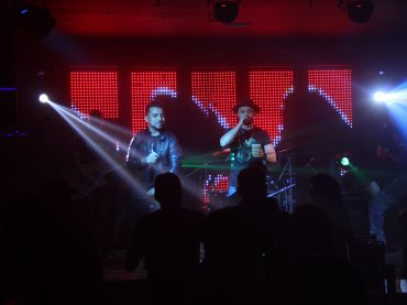 Show de João Arthur e Daniel na Moema Club