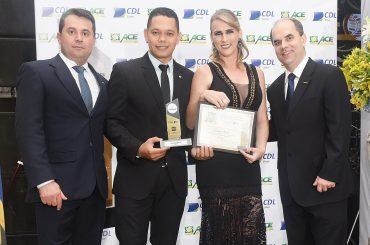 Camisaria Martins recebe Mérito Empresarial 2018