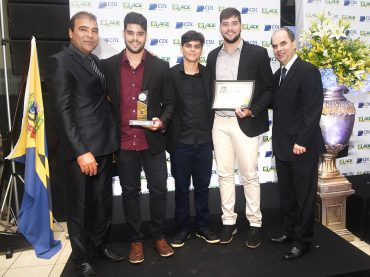 Madeireira Menezes recebe Mérito Empresarial 2018