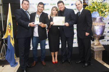 Toldos Unaí recebe Mérito Empresarial 2018
