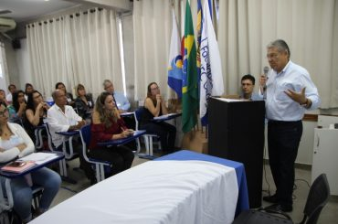 Prefeito afirma, em Plenária de saúde, que Unaí construirá Hospital Regional