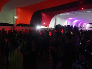 Casa lotada na última noite da Tradicional Festa do Gado Bravo