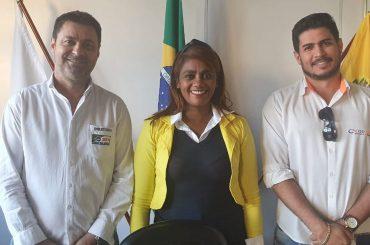 Vereadora Shilma Nunes recebe representantes do Abrigo Frei Anselmo