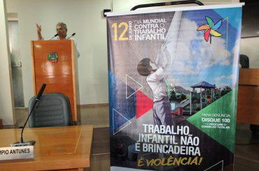 Erradicar o trabalho infantil é um dos desafios unaienses