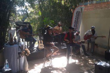 Dupla Fernando & Frederico realizaram sua 2º Live Solidária