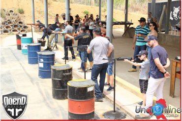1° Torneio infantil de carabina de pressão