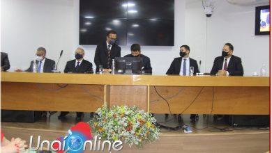 Vereadores e vice-prefeito são empossados para a gestão 2021/2024