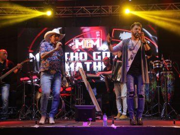 Mattho Grandi & Matheus agita a Festa do Inhumas 2018