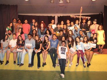 Vencedores do Festival Estundatil de Teatro Unaiense