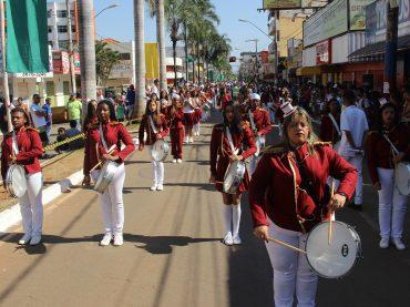 Desfile Cívico de 07 de Setembro