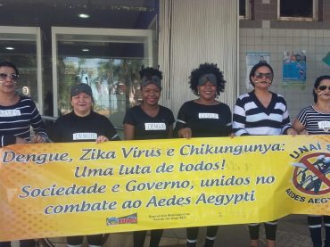 DENGUE: Prefeitura de Unaí promove blitz de conscientização