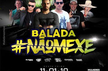 Balada #nãomexe
