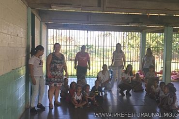 Programa Saúde na Escola teve início em seis unidades escolares