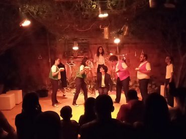 Cia's de teatro Unaiense realizam vários espetáculos no mês de Agosto