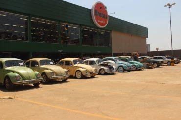 2° Encontro de carros antigos da equipe Estilos de Rua