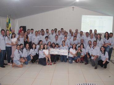 Rotary Club Unaí Rio Preto:  Prestação de contas 20º Churrascando Country e repasse para Entidades Beneficiadas.