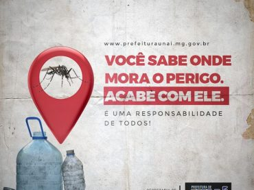 Dengue em Unaí: muita larva e alto risco