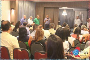 Ex-prefeito Antério Mânica filia-se ao PSDB