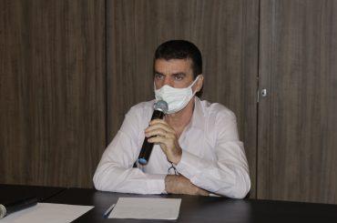 Capitão Elias, lança sua pré-candidatura a prefeito pelo PSL