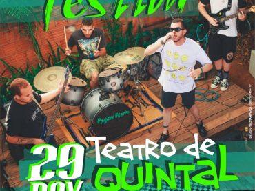 Projeto Festim no Teatro de Quintal