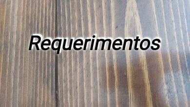 Requerimentos